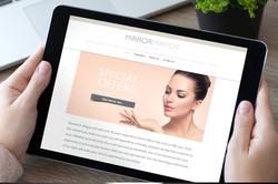 Mirror Mirror Website