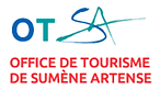 Logo office de tourisme Sumène Artense