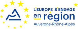 Logo l'Europe s'engage en région Auvergne-Rhône-Alpes