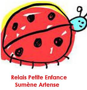 Logo Relais petite enfance de Sumène Artense