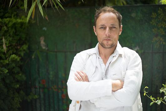 Julien Marcland  - crédit Virginie Jouss