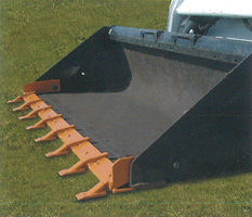 Heavy duty bucket attachments designed to increase the utility and life of your equipment