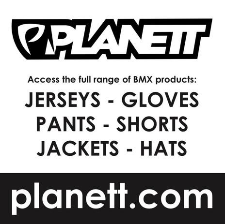 Major Sponsor  PLANETT.com