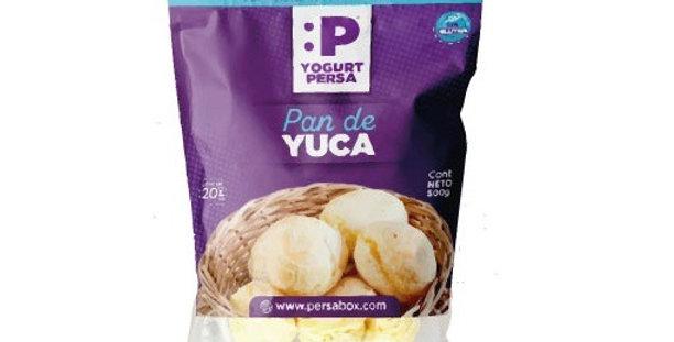 Pan de Yuca Persa Congelado