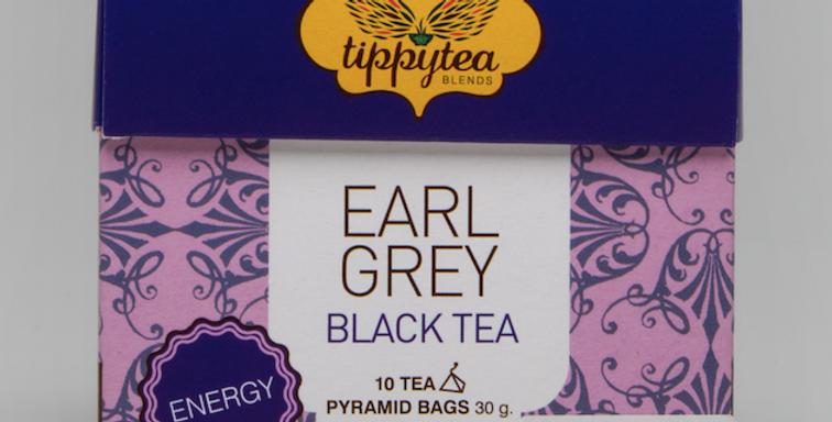Earl Grey Té negro Tea Pyramid Bag