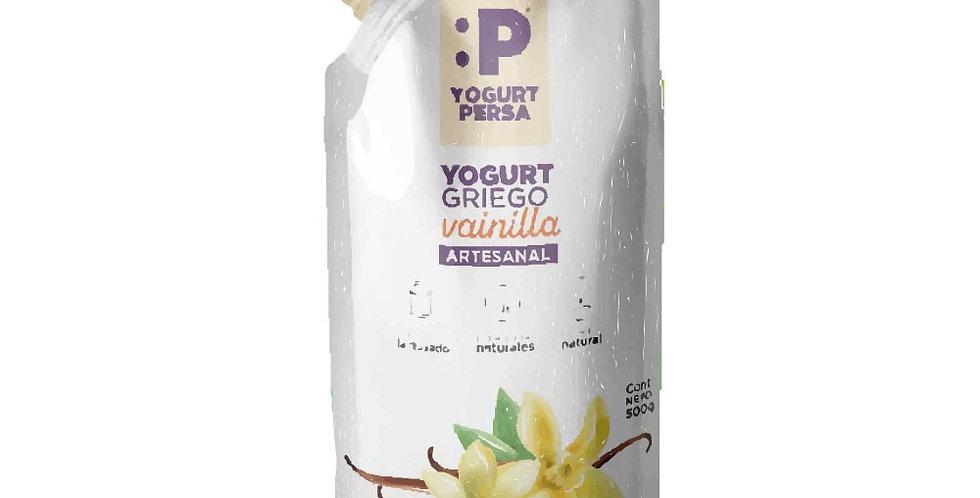 Yogurt Griego Vainilla