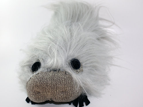 porcupine plush