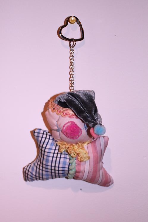 clown plush (pinky)