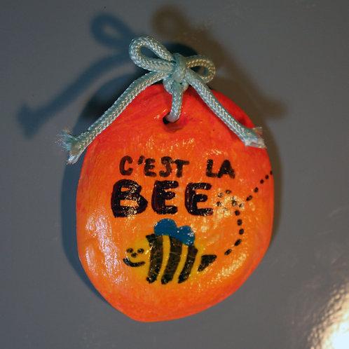 c'est la bee magnet