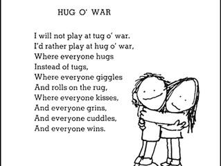 The Power of the Hug