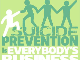 Suicide – Why?