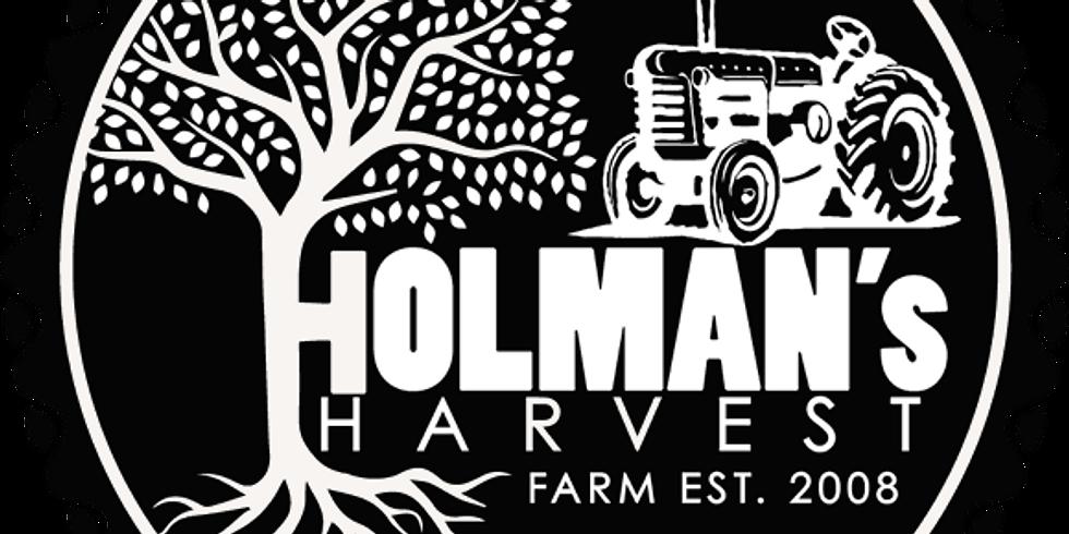 Meet the Farmers at Holman's Harvest