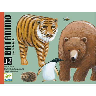 Djeco Cards Game Batanimo