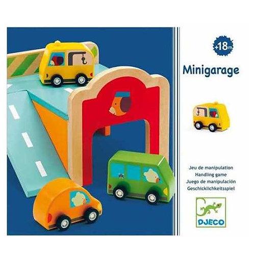 Djeco Early Development Mini Garage