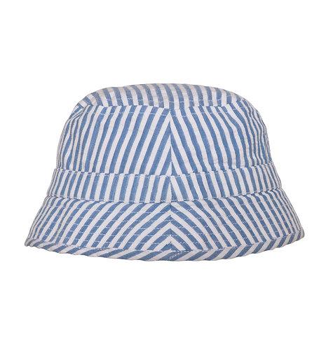 Sunuva Boys Blue Stripe Bucket Hat