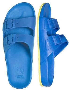 Cacatoes Brazilia Royal Blue/Yellow