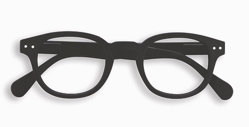 Izipizi Screen Glasses #C The Retro - Black