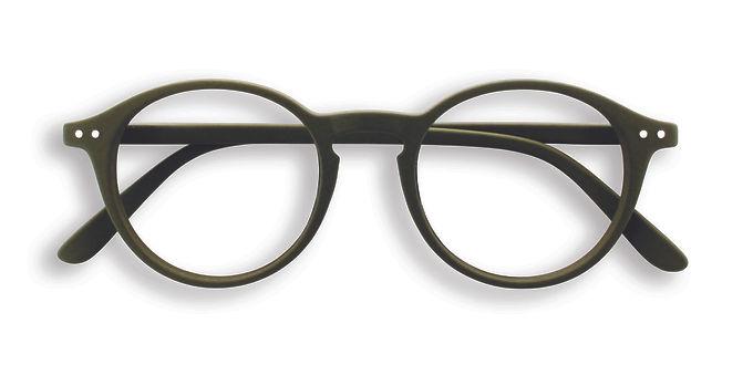 Izipizi Screen Glasses #D The Iconic - Kaki