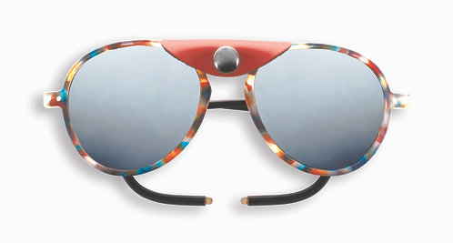 Izipizi Adult Sun Glacier Plus - The Aviator - Blue Tortoise