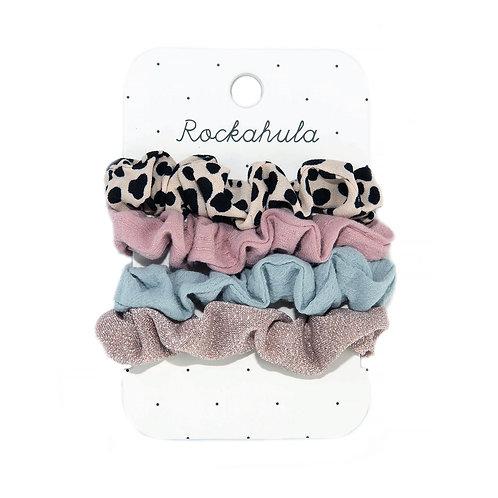 Rockahula Lilly Leopard Scrunchies