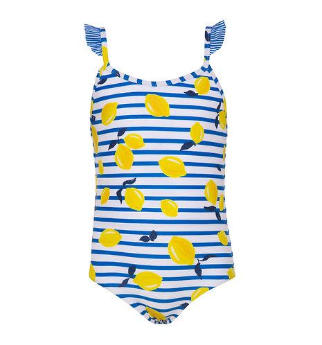 Sunuva Girls Sicilian Lemon Swimsuit