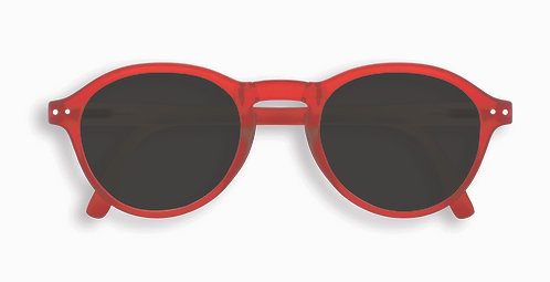 Izipizi Adult Shape #F The Foldable Red