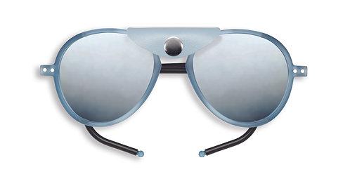 Izipizi Adult Sun Glacier Plus - The Aviator - Cold Blue