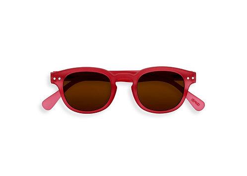 Izipizi Junior Shape #C The Retro Sunset Pink