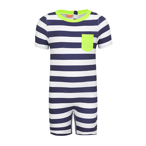 Sunuva Baby Boys Stripe Sun Suit
