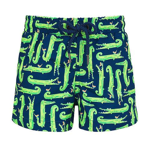 Sunuva Baby Boys Crocodile Swim Shorts