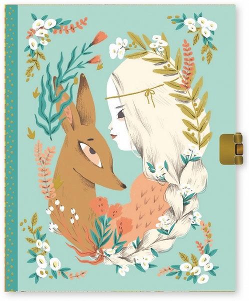Djeco Secrets notebooks Lucille