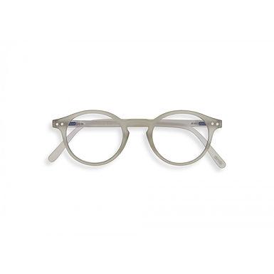 Izipizi Screen Glasses #H The Small Face - Defty Grey