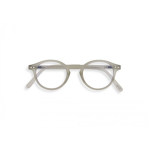 Izipizi Screen Glasses #H The Small Face - Defty Grey