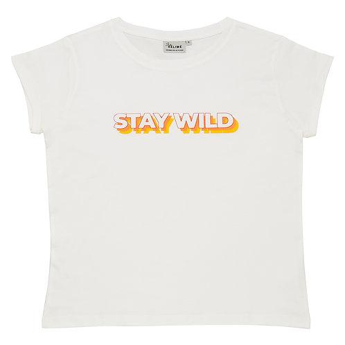 Studio Kelimé T-Shirt Stay Wild