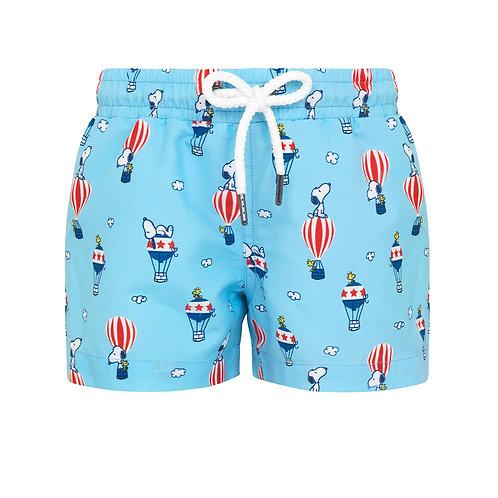 Sunuva Baby Boys Snoopy Swim Shorts