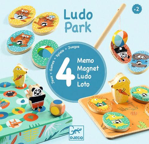 Djeco Ludo Park