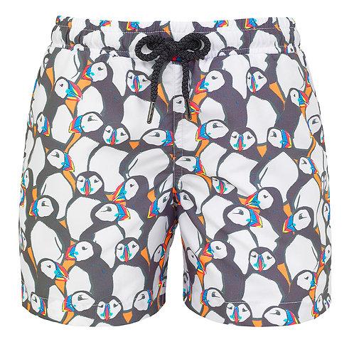 Sunuva Boys Puffin Swim Shorts