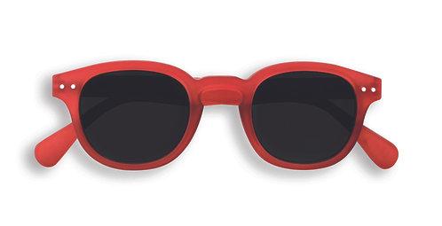 Izipizi Junior Shape #C The Retro Red