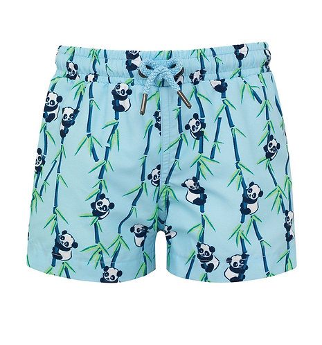 Sunuva Baby Boys Panda Swim Shorts