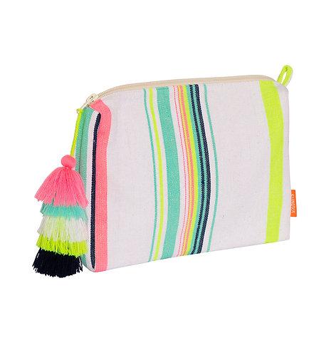 Sunuva Girls Stripe Tassel Washbag