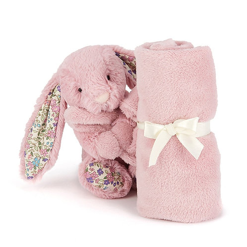 Jellycat Bashful Tulip Bunny Soother