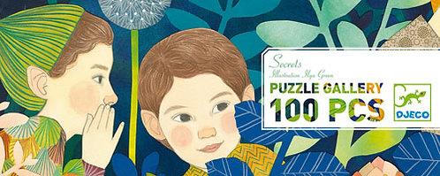 Djeco Puzzle Secrets