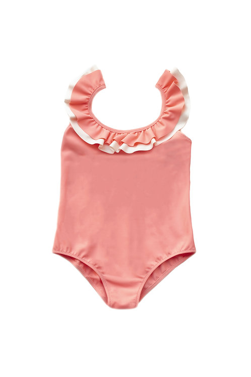 Folpetto Penelope One Piece Coral Pink