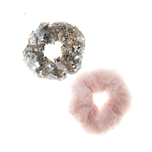 Rockahula Scrunchies Shimmer Sequin
