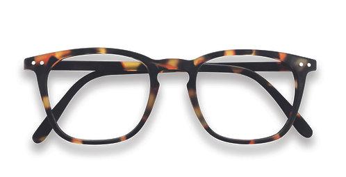Izipizi Screen Glasses #E The Trapeze - Tortoise