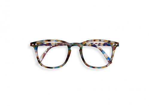 Izipizi Screen Glasses JUNIOR #E The Trapeze - Blue Tortoise