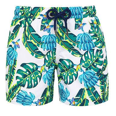 Sunuva Boys Banana Palm Swim Shorts