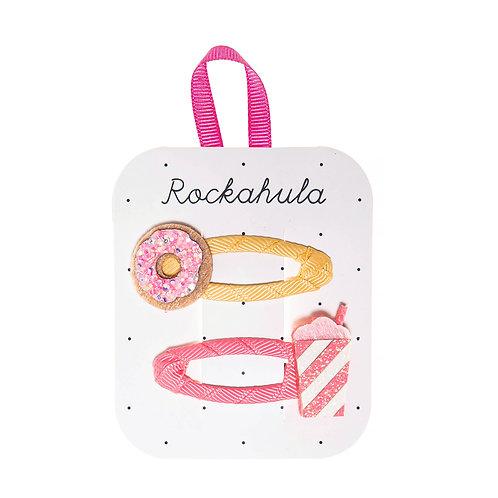 Rockahula Donuts and Milkshake Clips