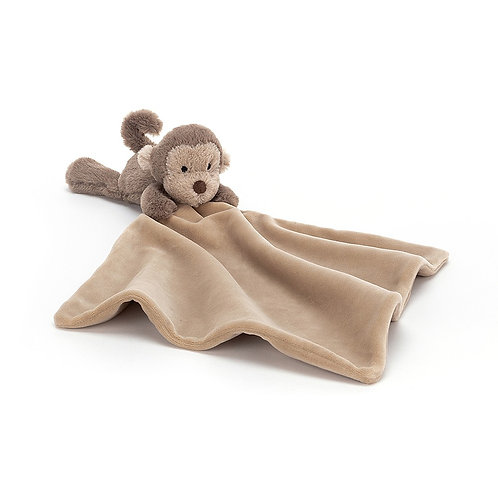 Jellycat Sooshu Monkey Soother