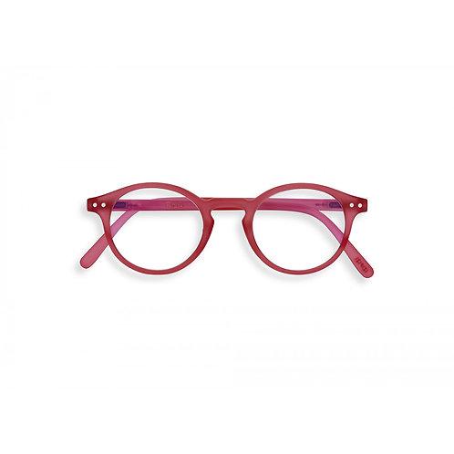 Izipizi Screen Glasses #H The Small Face - Sunset Pink